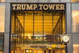 trump tower may become home to secret service outpost building home office awful