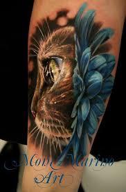 50 úžasné Tetování Zvířat Vzory Punditschoolnet