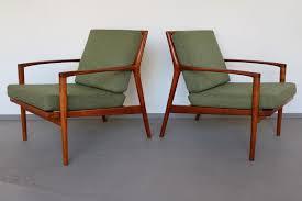 danish teak lounge chairs 1950s set of 2 photo 1