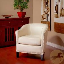 christopher knight home austin ivory leather club chair com ping great deals