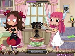 devilish pet salon a free girl game on girlsgogames com