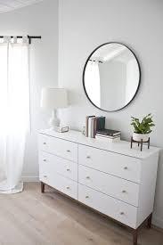 ikea white bedroom furniture. A West Elm Inspired Ikea Hack More White Bedroom Furniture E