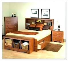 Queen Bed With Storage Underneath Full Size Platform – novidades.top