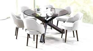 round glass top dining table set glass top round dining table dining table design with round