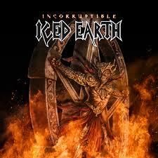 """<b>ICED EARTH</b>: """"<b>Incorruptible</b>"""" enters European Charts! - Paris Move"""