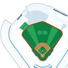 Angel Stadium Interactive Seating Chart