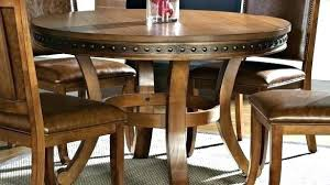 48 round dining table with leaf dining pedestal dining table with round dining room tables 48