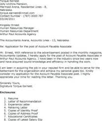 Associate Accountant Cover Letter - April.onthemarch.co