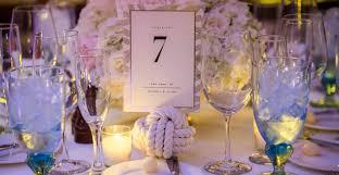 Nautical Table Settings Nautical Wedding Ideas Using Nautical Knots Mystic Knotwork