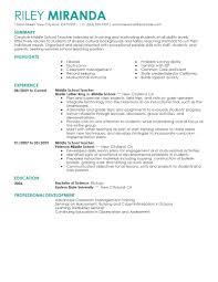 Special Ed Resume Employee Relations Officer Sample Resume