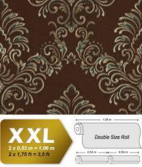 Barok Behang Edem 9084 26 Vliesbehang Hardvinyl Warmdruk In Reliëf