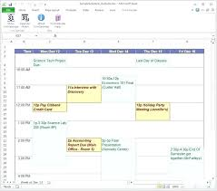 Free Online Schedule Planner Schedule Planners Academic Support Free Templates For Invitations