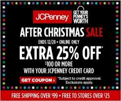 JCPenney After Christmas 2017 Sales, Deals & Ads