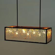 mercury glass chandelier 5 light next