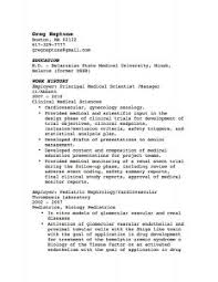 Examples Of Resumes 87 Breathtaking Copies Samples Good Resumes