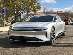Is Lucid Motors selling to Ford Lucid Air 1000 horsepower electric