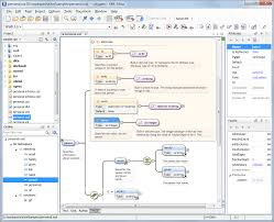 visual xml schema diagram editor  design mode