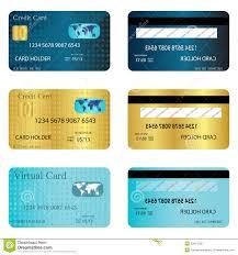 Free Credit Card Designs Credit Cart Stock Vector Illustration Of Cash Illustration