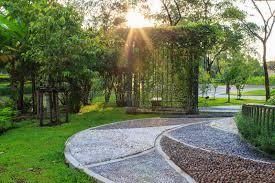 Creative Garden Paths  So Creative Things  Creative Things Mosaic Garden Path