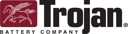 trojan battery company l16re b flooded battery whole solar trojan battery company logo
