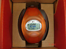 nike sports watch nike acg tempest digital orange sports watch men women children 2 802 bogof rare