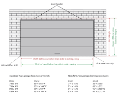 garage door widthsRoll Up Garage Door Sizes  Home Interior Design