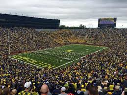 Michigan Stadium Club Level Seating Chart The 10 Closest Hotels To Michigan Stadium Ann Arbor