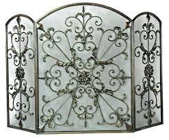 wrought iron fireplace screens wrought iron fireplace screens decorative decorative wrought iron tall wrought iron fireplace screens