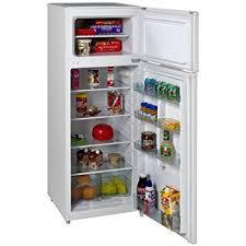 apartment sized refrigerator. Avanti RA7306WT 2-Door Apartment Size Refrigerator, White Sized Refrigerator Amazon.com