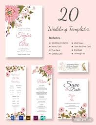 31 Free Wedding Invitation Templates In Microsoft Word Doc