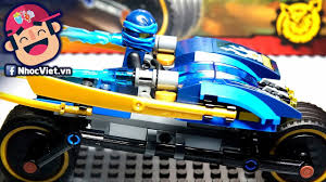 Lego Ninjago Blue Jay lắp ráp Siêu Xe Tia Chớp | Đồ chơi trẻ em Nhóc Việt —  YouTube | by nhocviet