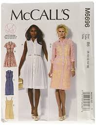 Mccall Patterns Inspiration Amazon McCall Patterns M48 Misses' Dresses And Slip Sewing