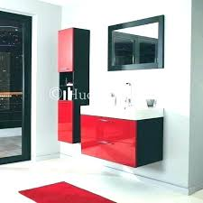 black and red bathroom rugs red and black bathroom red and gray bathroom gray and red
