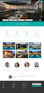 Real Estate Website Templates 24 Best Real Estate Website Templates 24 Responsive Miracle 15