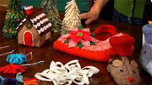 The 25 Best Snowflake Embroidery Ideas On Pinterest  Christmas Christmas Felt Crafts
