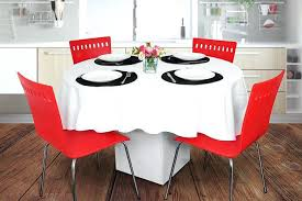 what size tablecloth for a 60 inch round table inch round table what size tablecloth inch