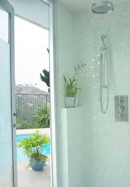 glass tile bathroom pictures glass tile mosaic shower