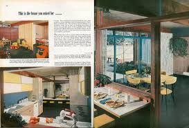 Better Homes And Gardens Kitchen From A 1953 Issue Of Better Homes Gardens To Kirkwood Belt