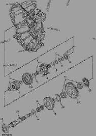 transaxle reduction shaft (rear axle) utility vehicle john deere Xuv 620i Wiring Diagram list of spare parts gator xuv 620i wiring diagram