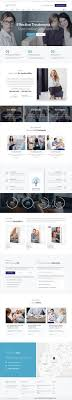 Website Builder Templates Simple Psychologist Personal SingleMulti Page HTML Template With Page