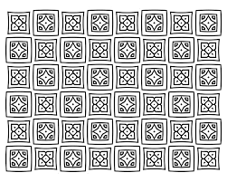 Small Picture Pattern Coloring Pages Free Coloring Pages