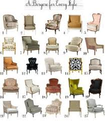 Image Dining Chairs 12 Types Of Chairs For Your Different Rooms Pinterest Photo Guide To Antique Chair Identification Beautiful Home