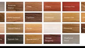 Wood Stain Options Old Masters For Available Color App
