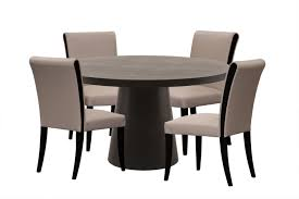 Round Wood Dining Table Interesting Round Wood Pedestal Dining - Dark wood dining room tables