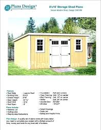 free shed plans 8x10 shed plans materials list yard shed plans awesome free storage shed plans