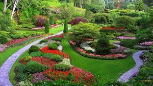 Garden Landscapes Designs Ideas Awesome Design