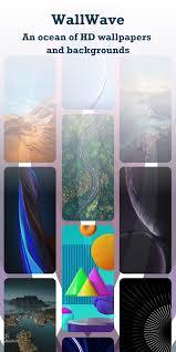 WallWave — An ocean of HD Wallpapers ...