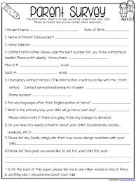 Printable Surveys Printable Survey Forms Sample Printable Survey To Settle Lost Or 19