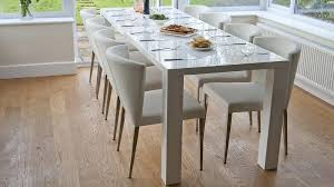 extendable dining table seats 10 popular amazing tables in room