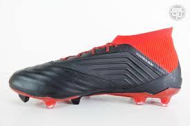 adidas predator 18 1 leather soccer football boots4